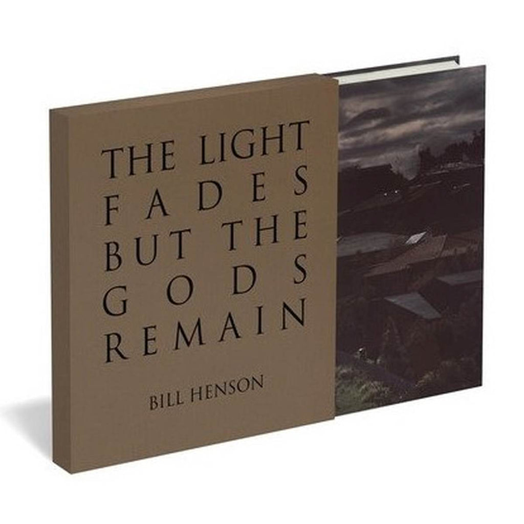 The Light Fades But the Gods Remain (Signed Slip Case Edition) | Author: Bill Henson