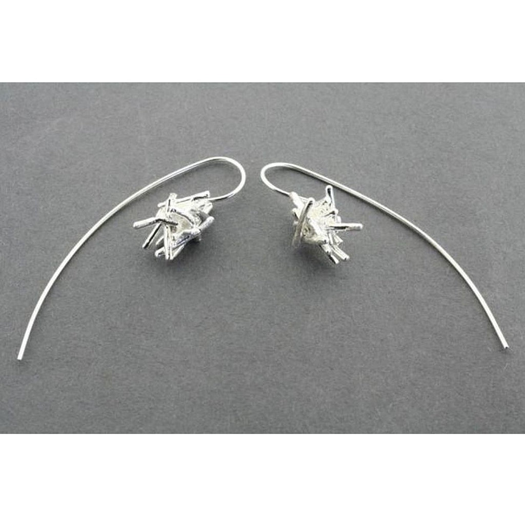 Earrings | Sterling Silver | Pick Up Sticks