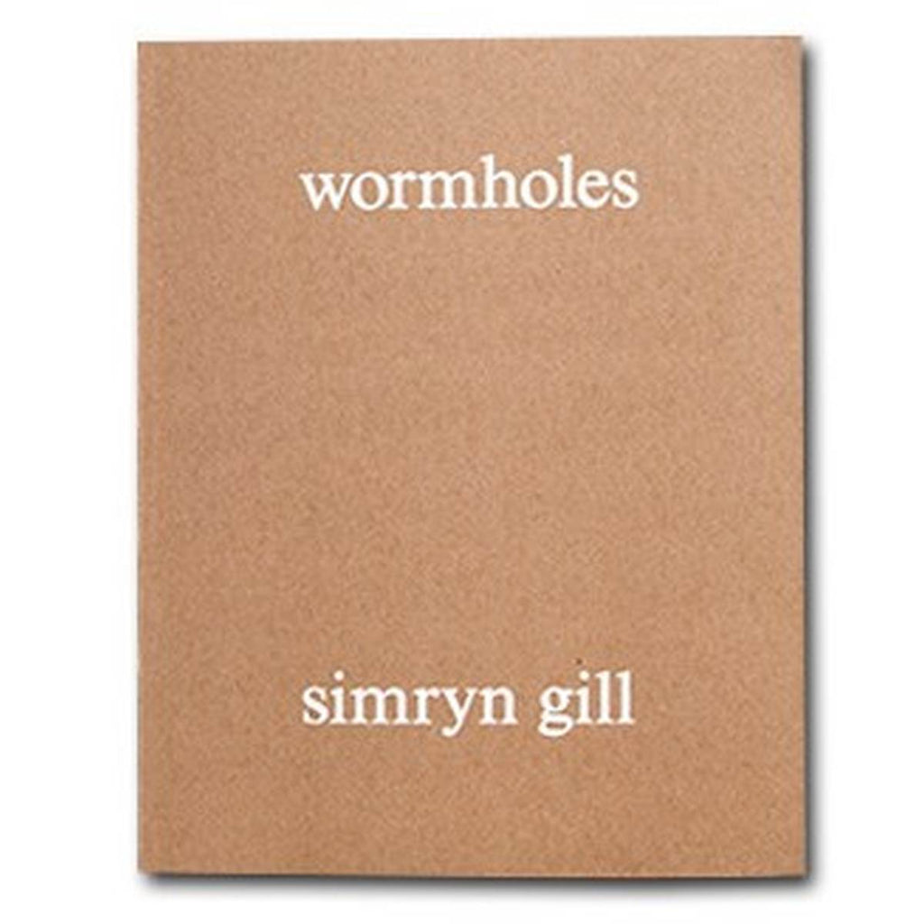 a simple brown paper book cover with white imposed text.