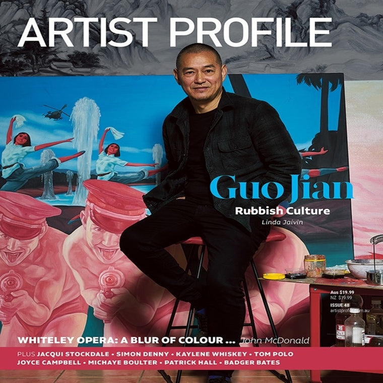 Artist Profile Magazine | Issue 48 | 2019
