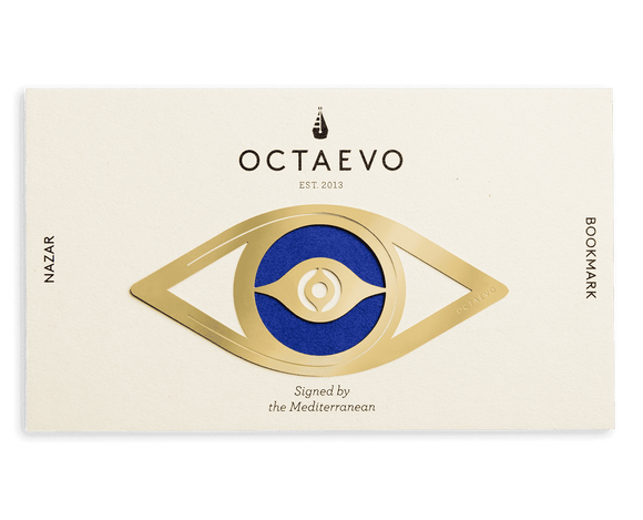 Bookmark | Octaevo Nazar | Brass