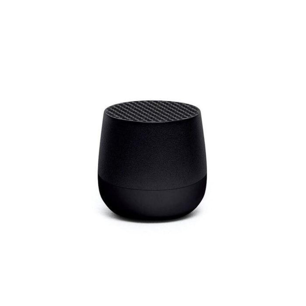 Mino Lexon Speaker in Matte Black