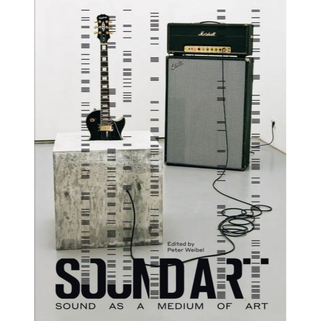 Book featuring cover art of Sound Art: Sound as a Medium of Art