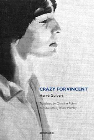 Book featuring cover art of Crazy for Vincent