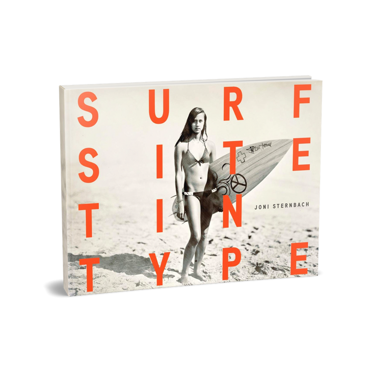 Book featuring cover art of Surf Site Tin Type