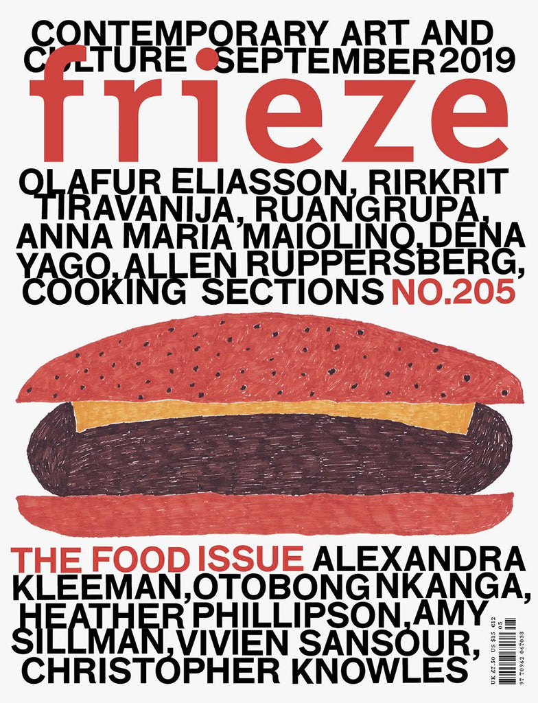 Frieze Magazine | 205 | September 2019