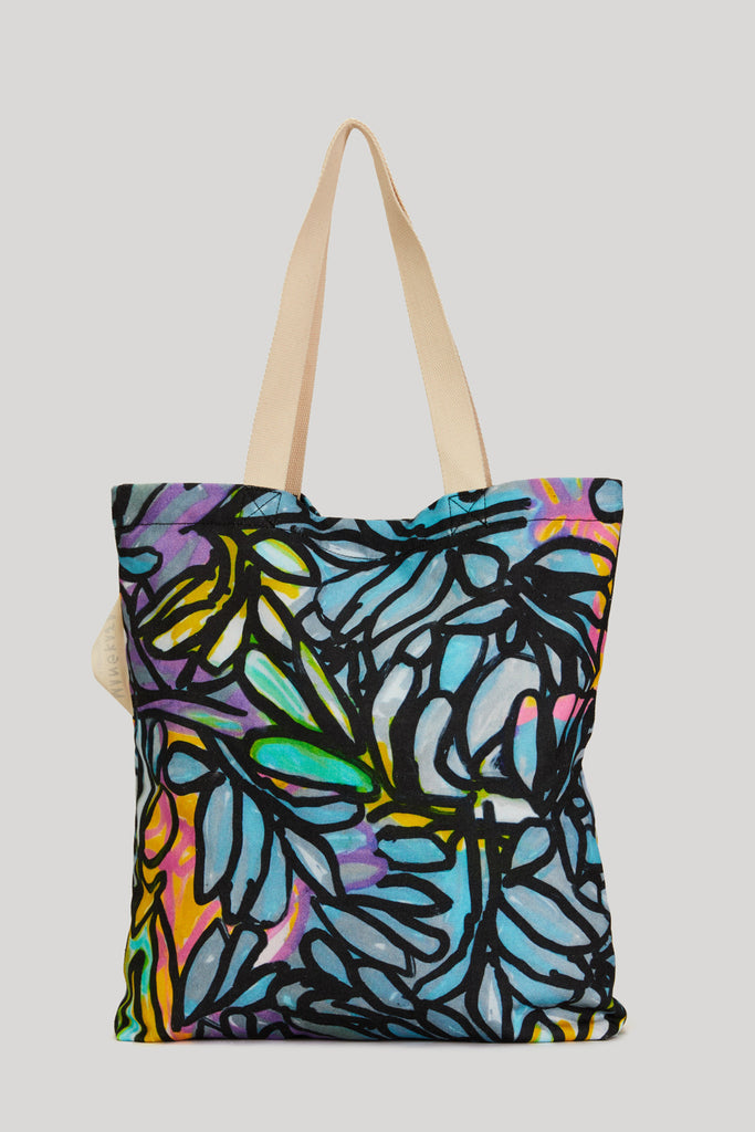 Tote Bag Palm and Pamarr
