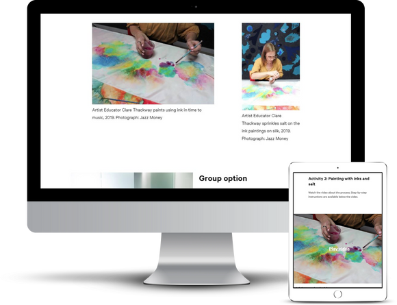 Artful: Art and dementia online toolkit (Organisations)