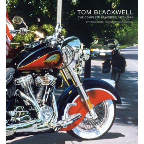 Tom Blackwell: The Complete Paintings, 1970-2014 | Author: Linda Chase