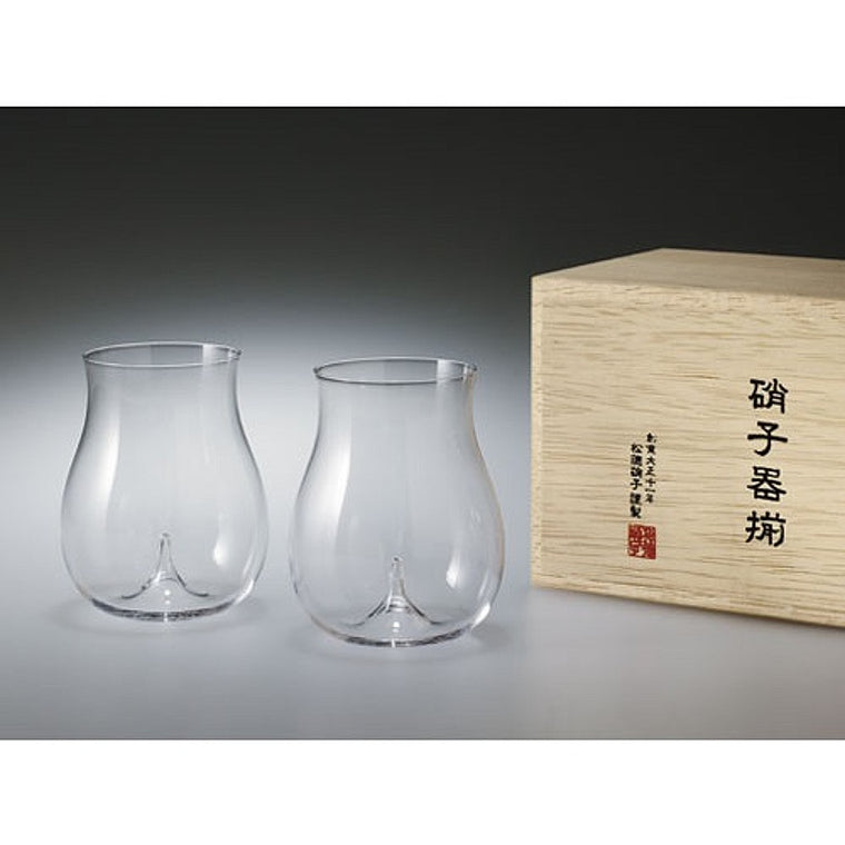 Sake Glasses | Usuhari Daiginjo Set