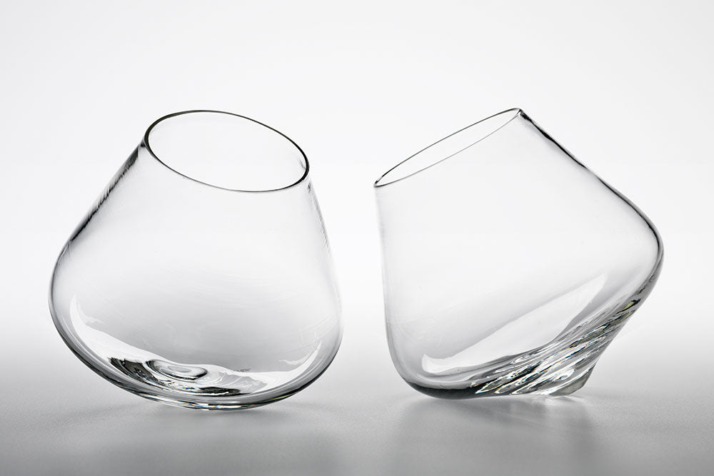 Kinetic Wine Glass Clear