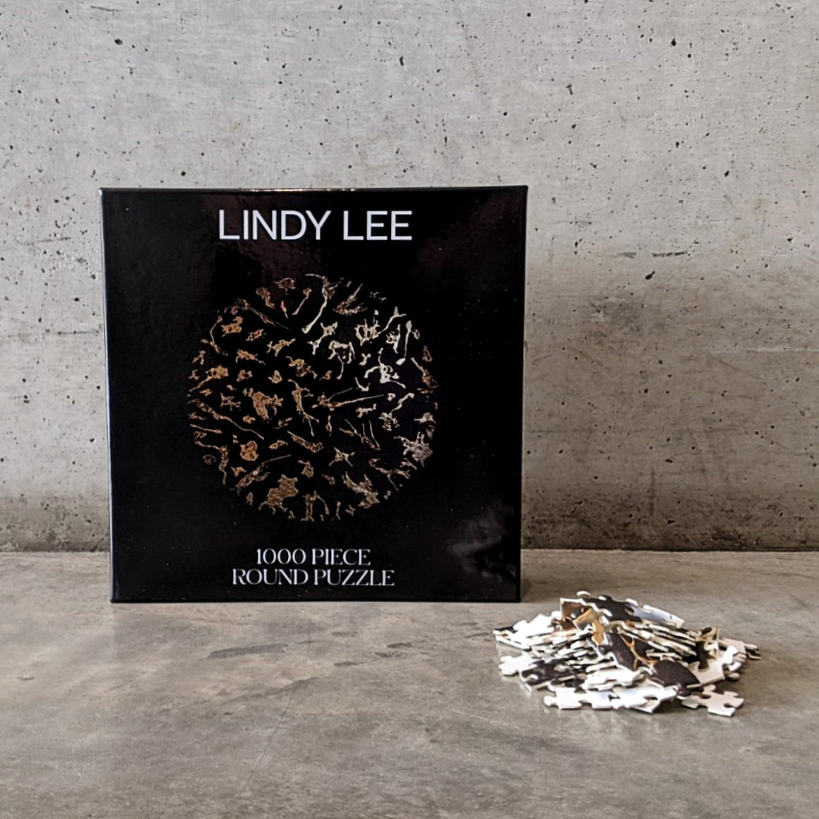 Lindy Lee | Puzzle | Buddhas and Matriarchs | 1000 Pieces