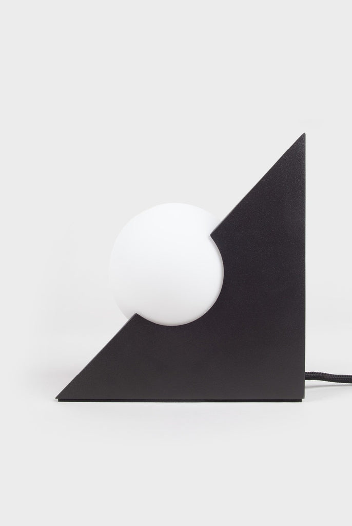 Lamp Form | Light | Triangle Black