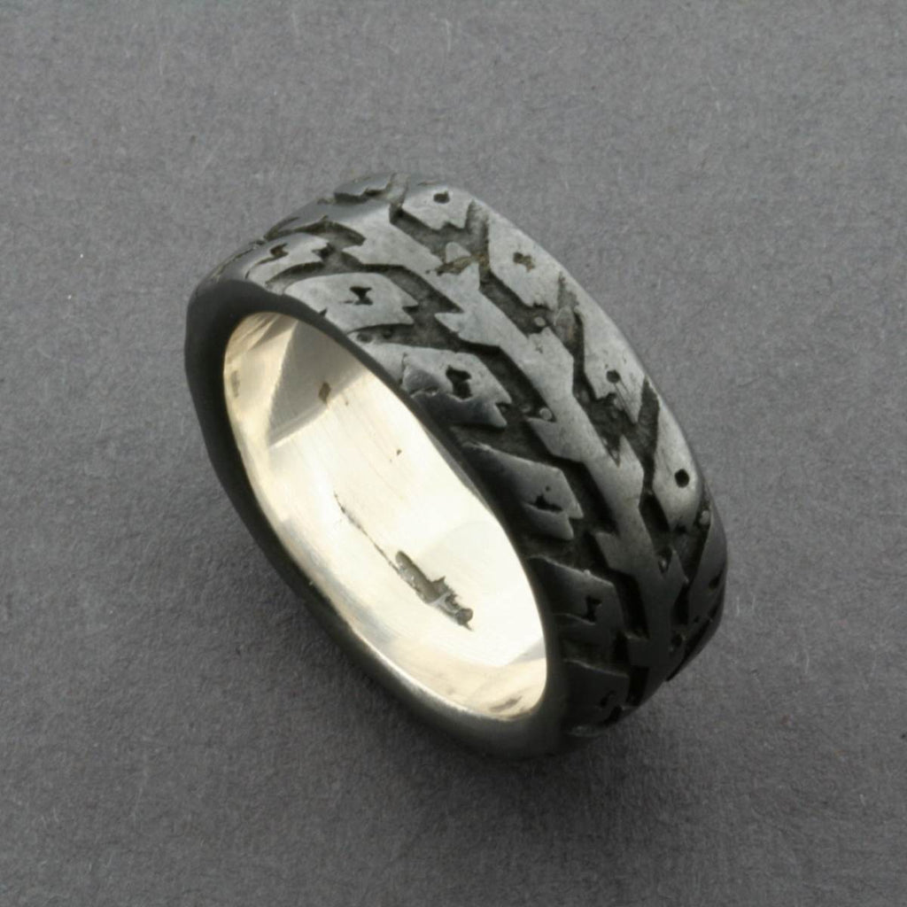 Ring | Sterling Silver | Off Road