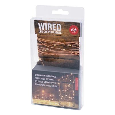 LED Copper Wire Set String Lights