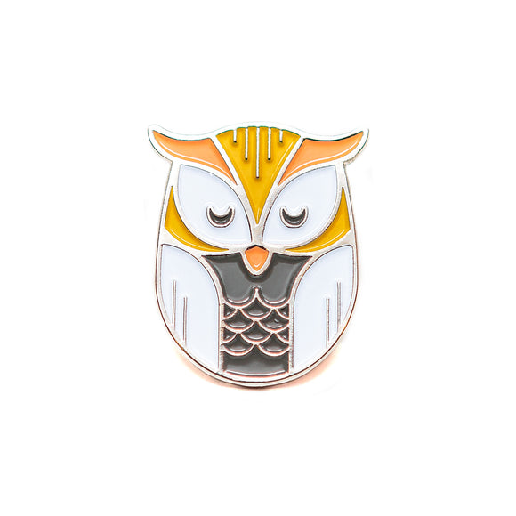 Pin Lost Lust Owl