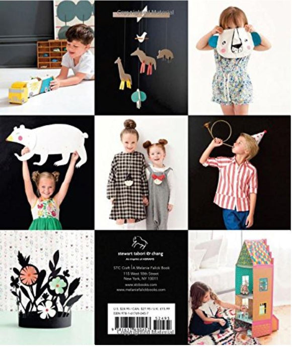 Playful: Fun Projects to Make With and For Kids by Merrilee Liddiard