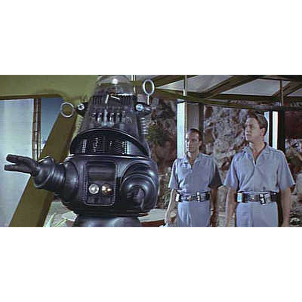 Robot | Large Space Trooper | Robby the Robot | Silver