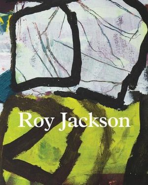 Book featuring cover art of Roy Jackson