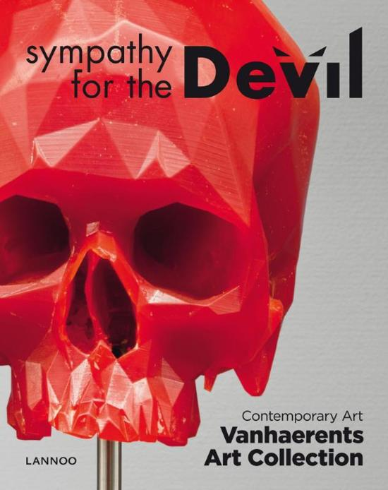 Book featuring cover art of Sympathy for the Devil