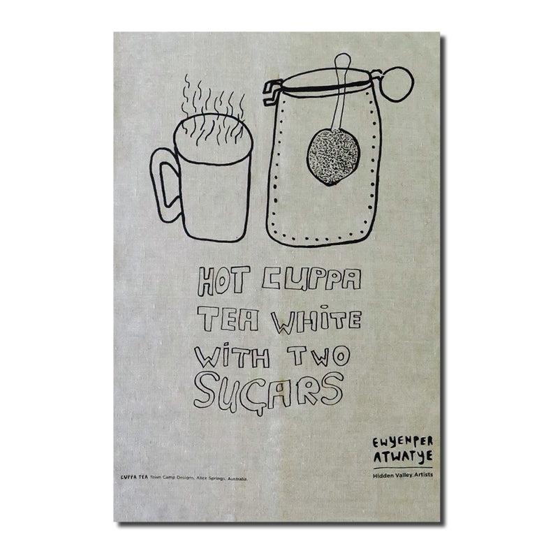 Tea Towel - Cuppa Tea