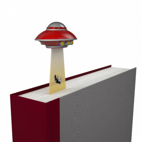 Bookmark | UFO | Red