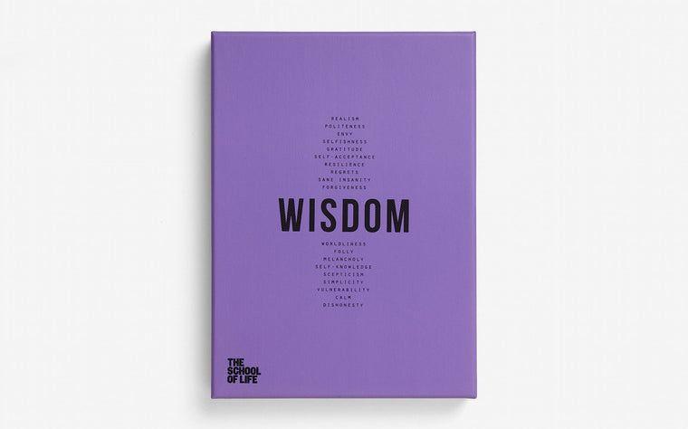 Wisdom Prompt Cards | School of Life