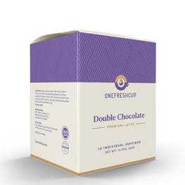 Double Chocolate Premium Latte