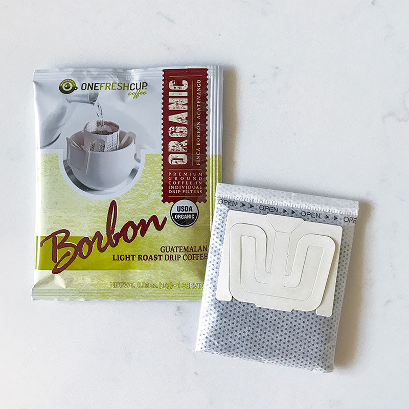 Borbon Organic - Coffee - One Fresh Cup