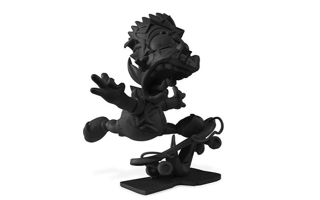 """Elevate"" Sculpture Black Edition by Louis De Guzman"