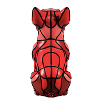 "[PRE-ORDER] David Flores' ""Tomodachi"" 10"" Resin Figure (Red Edition)"