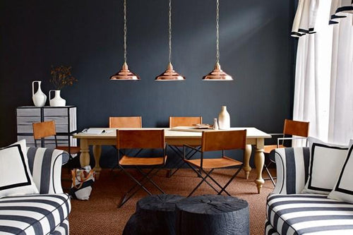Crazy for Copper - Interior Design Ideas