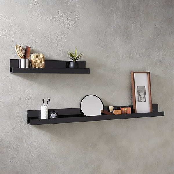 Cotton & Clay - Contemporary shelving for bathroom