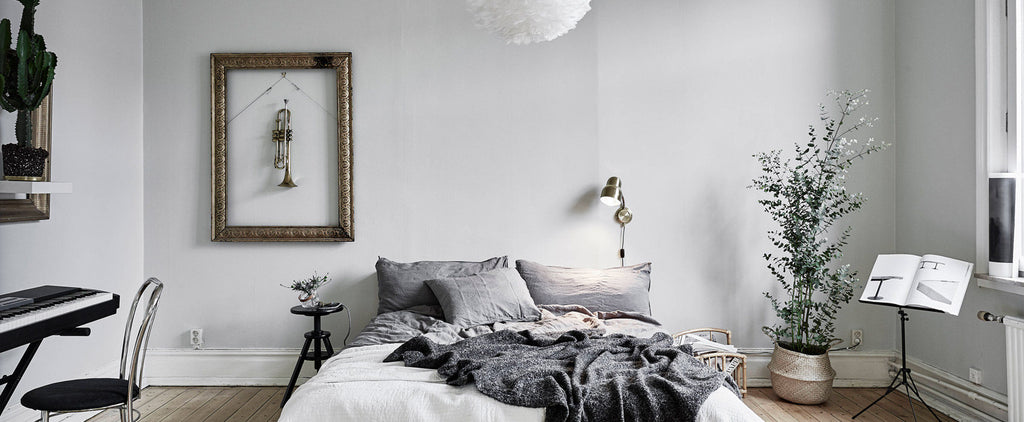 Cotton & Clay - The Art of Warm Minimalism - Bedroom