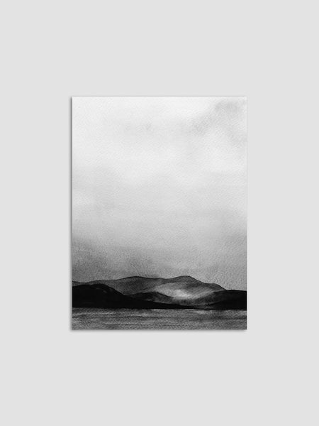Cotton & Clay Art Print - Lake of Stillness