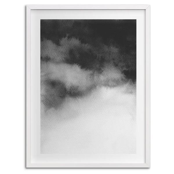 Cotton & Clay Art Print - Overcast
