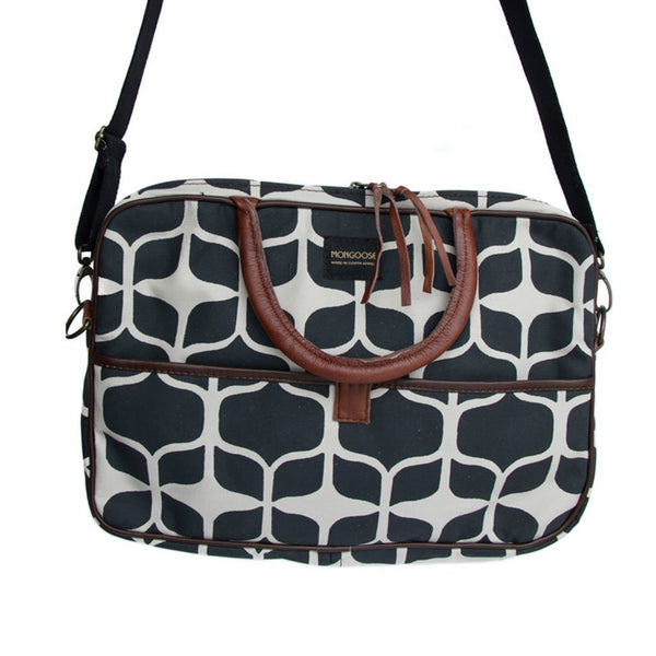 Cotton & Clay Laptop Bag - Graphic