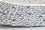 Cotton & Clay Oval Basket - Indigo