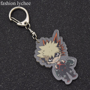 Anime My Hero Academia Key Chain