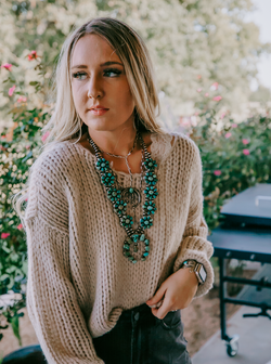 Desert Skies Knit Sweater | Amuse Society