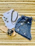 Star Spangle Short