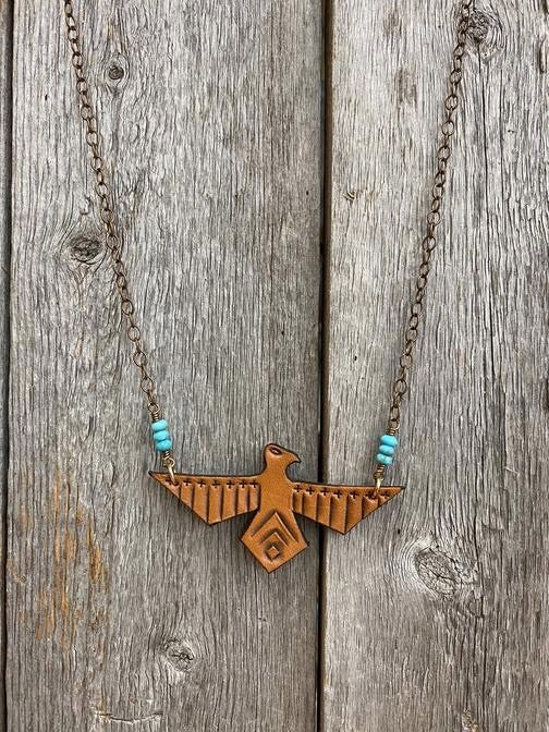 Vista Thunderbird Necklace