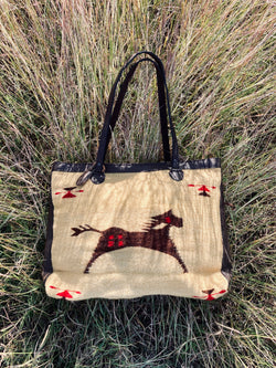 Wild Horses Shoulder MZ Bag