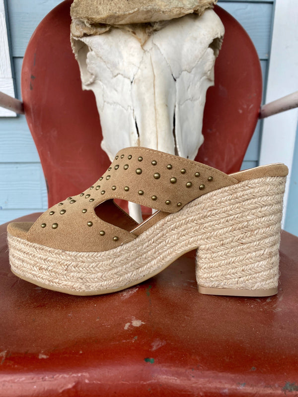 Catalina Chunky Espadrille