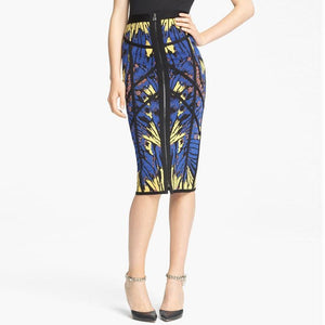 Cheap Bandage Pencil Skirt