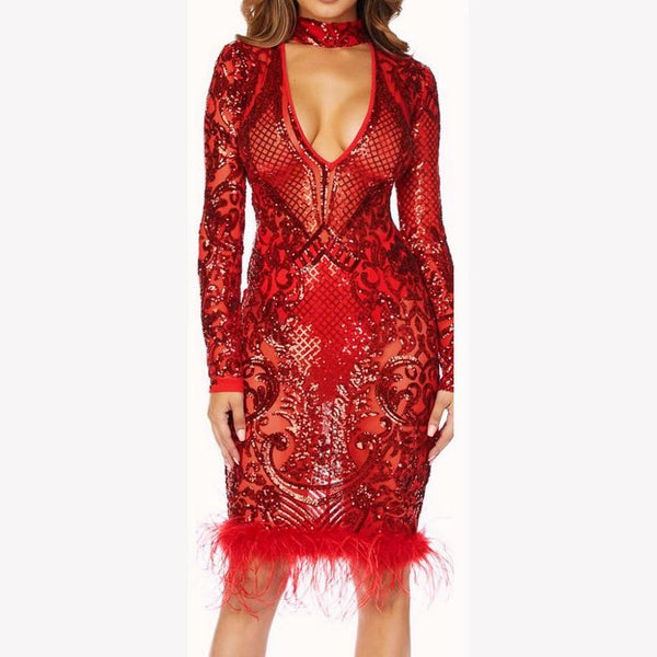 Sexy Sequin Dresses | Party Dresses | House Of Cb | Asos