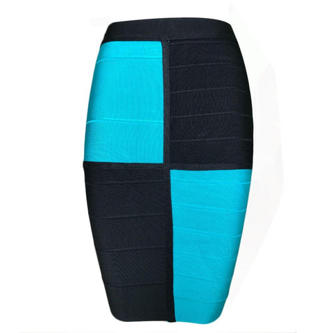 Cheap High Waisted Bandage Skirts House