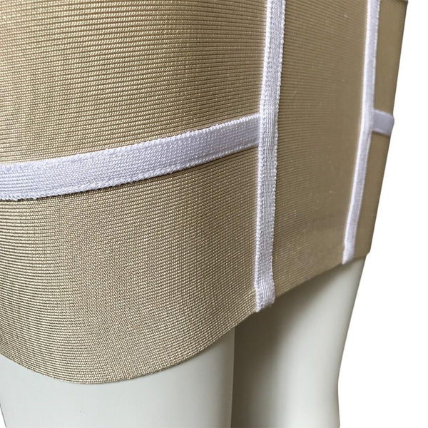 Cheap Pencil Bodycon Bandage Skirts