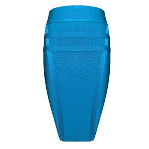 Cheap Bodycon high Waisted Bandage Skirts