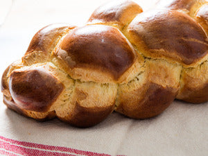 Delicious Gertel's Whole Wheat Challah